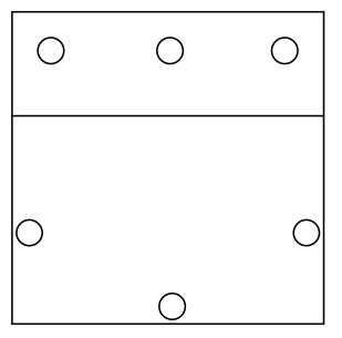 volleyball defense starting position