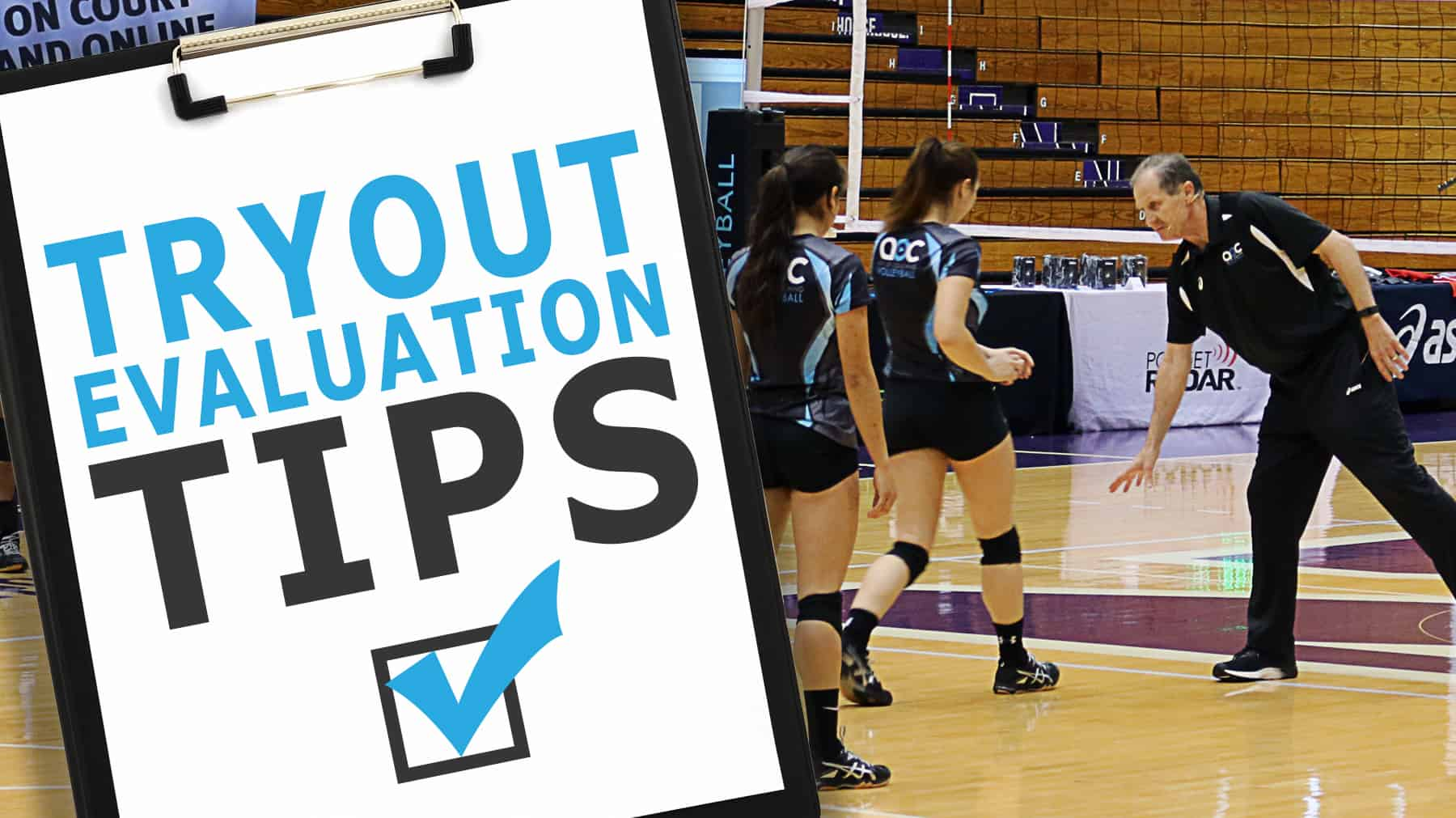 Tryout evaluation tips