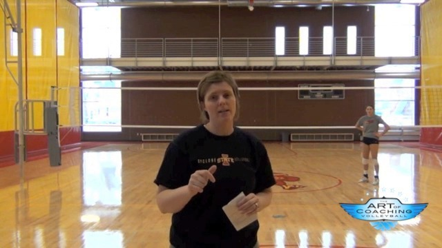 Setter Training with Christy Johnson-Lynch