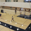 3 on 3 Volleyball Drill