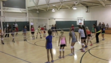 Volleyball Hitting Approach