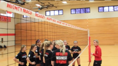 Mother McAuley HS Volleyball