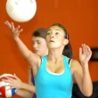 Volleyball Serving Pic