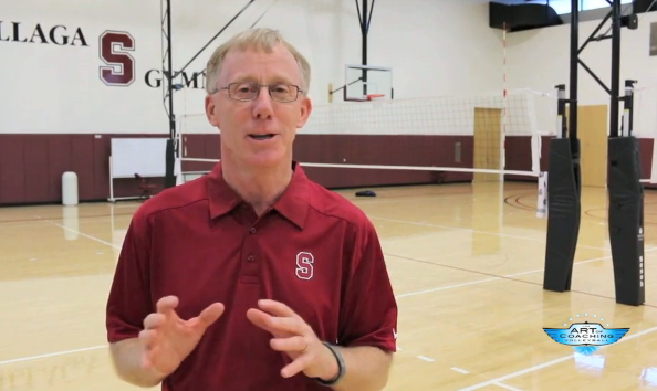 Developing a better connection between the hitter and setter