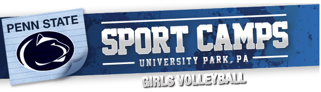 Penn State Volleyball Camps
