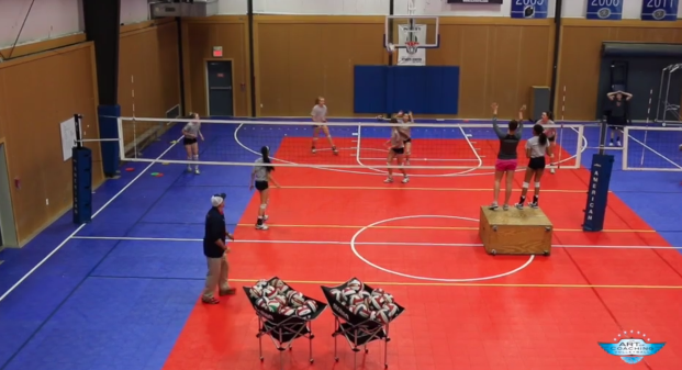 Cover Your Hitter Drill