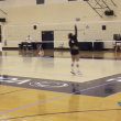 Down Ball Drill