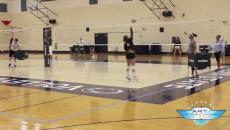 Down Ball Drill