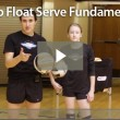 Jump Float Serve Fundamentals