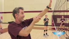 Bishop's HS Volleyball
