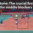 Jim Stone Middle Blockers