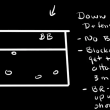 Down ball & free ball defense