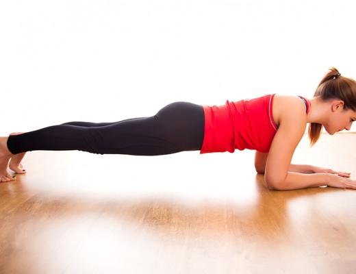Plank small