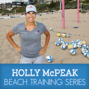 Holly-McPeak-Beach-Training-Series