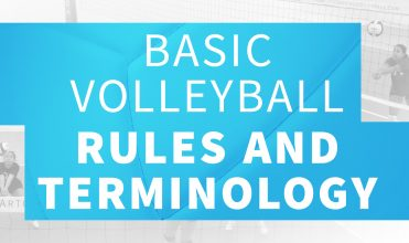 Basic Volleyball Rules and Terminology | The Art of Coaching Volleyball