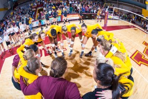 Minnesota volleyball