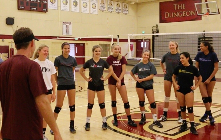 The Bishop's School Volleyball