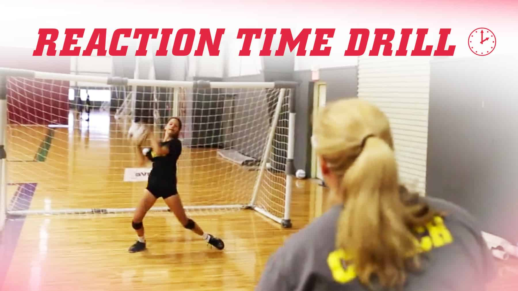 Reaction Time Training Drill