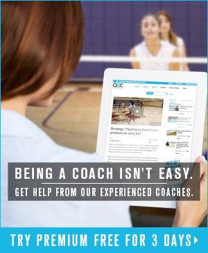 Being a coach isn't easy. Get help from our experienced coaches. Try premium for 3 days!