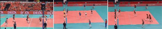 Free Ball Loading Area Comparison