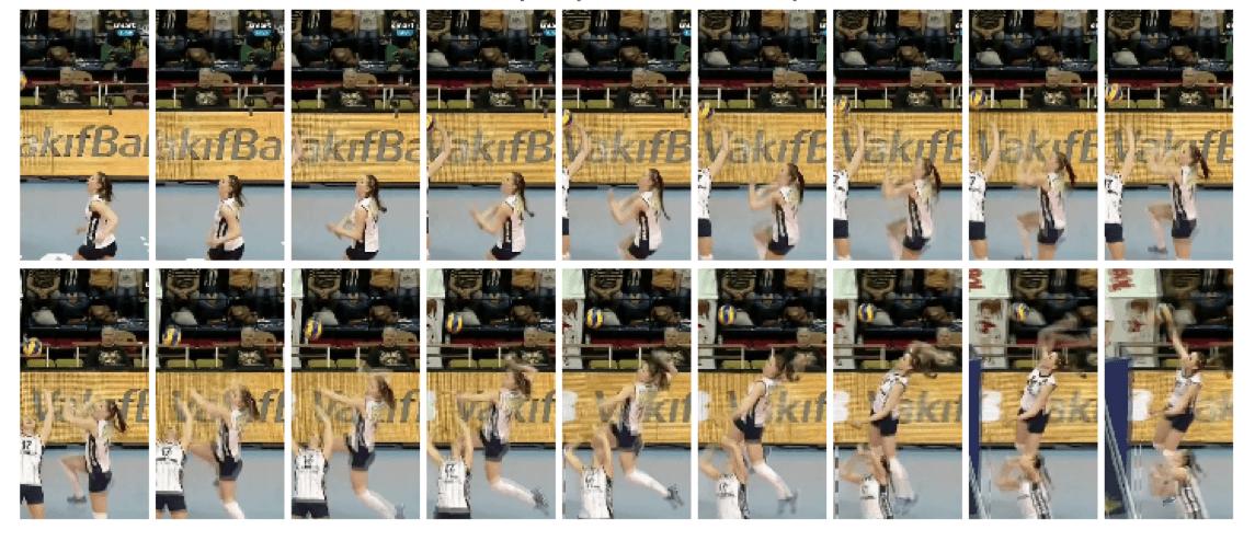 Eda Erdem Dündar of Turkey - Slide Knee Drive Analysis - Side View