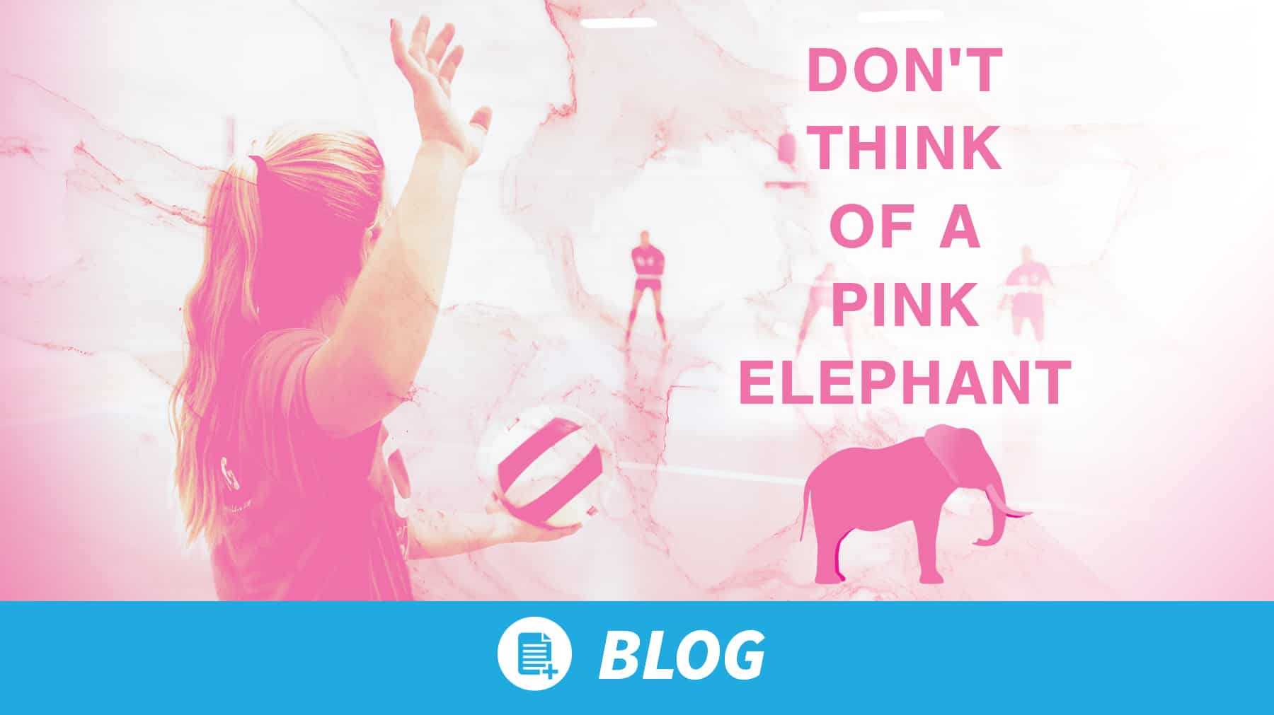 Don't think of a pink elephant!