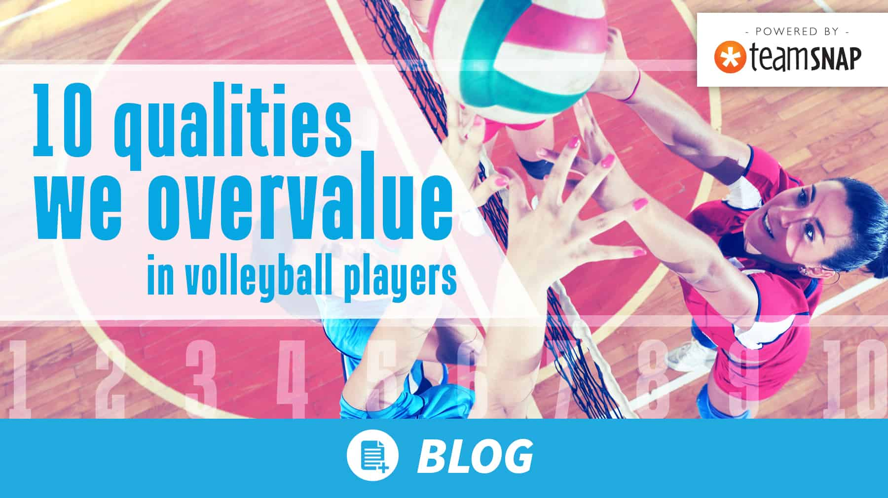 10 qualities we overvalue in volleyball players