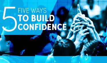 Five ways to build confidence