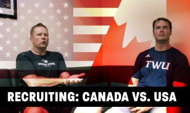 recruiting in US vs canada