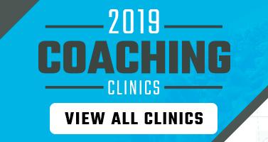 2019 volleyball coaching clinics