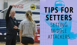 setting middle attackers