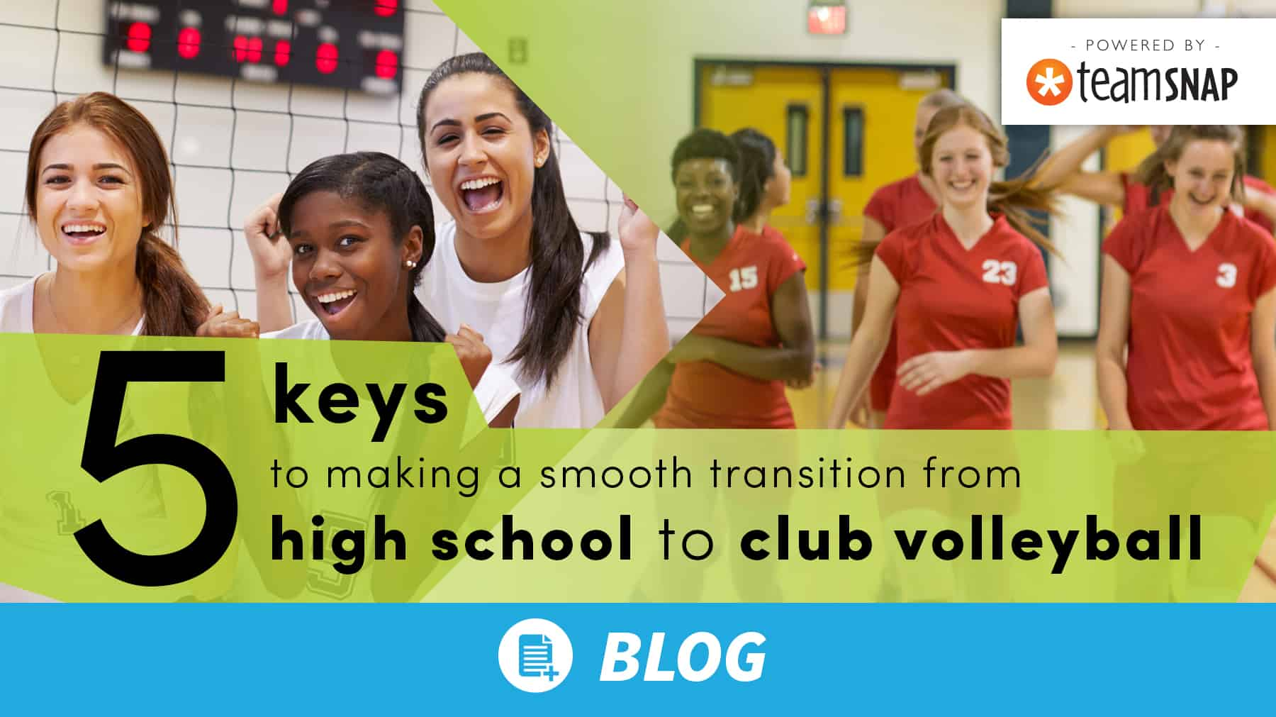 5 keys to making a smooth transition from high school to club volleyball