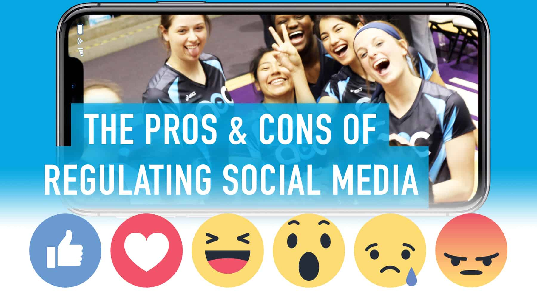 The pros and cons of regulating social media