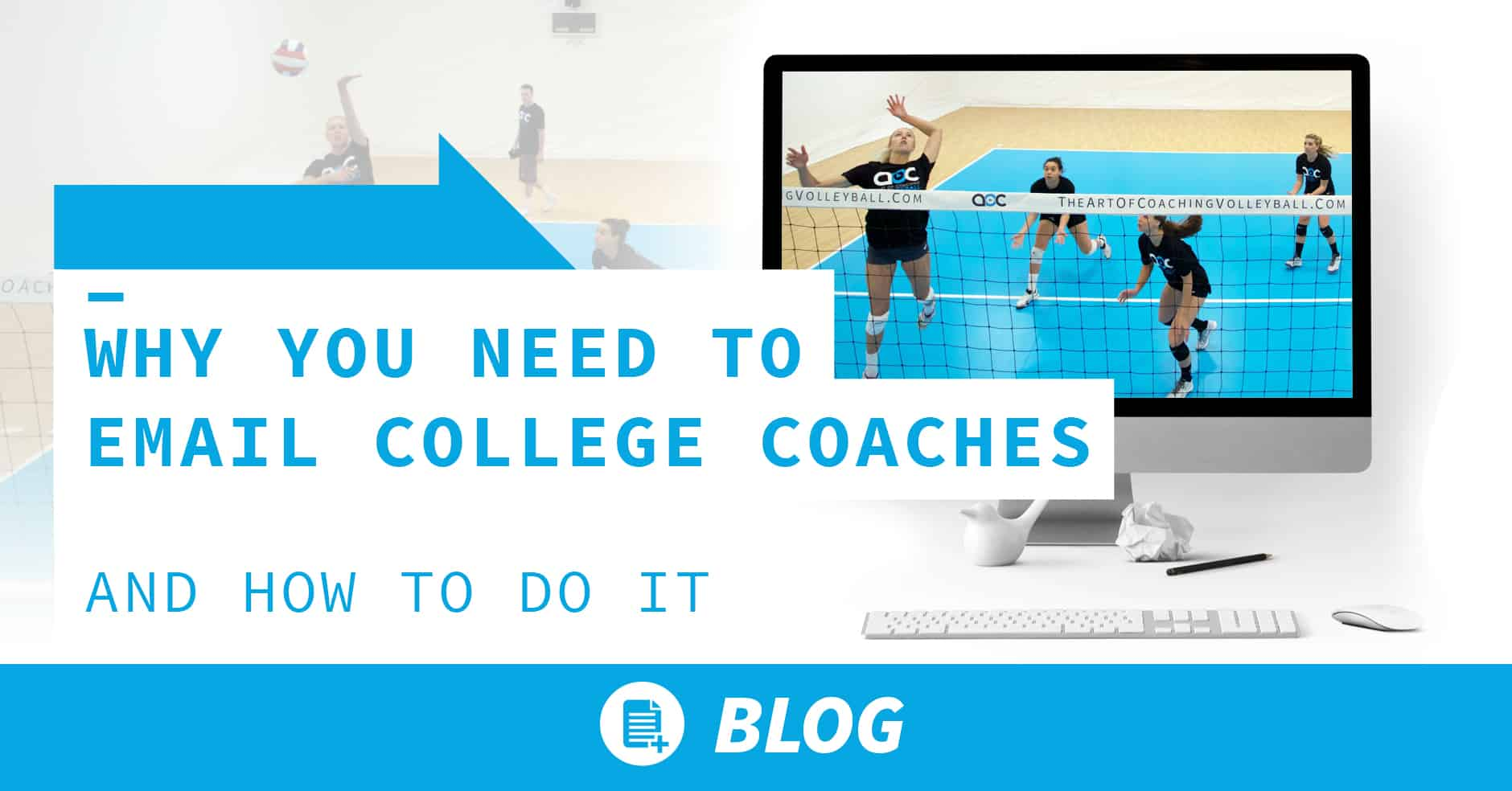 Why you need to email college coaches and how to do it