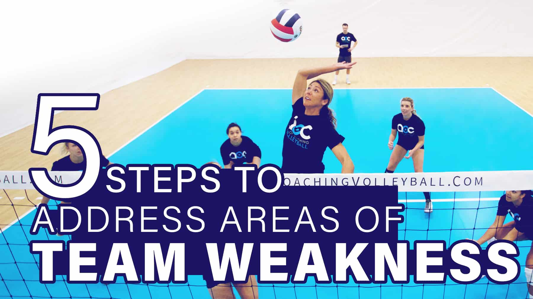 5 steps to address areas of team weakness