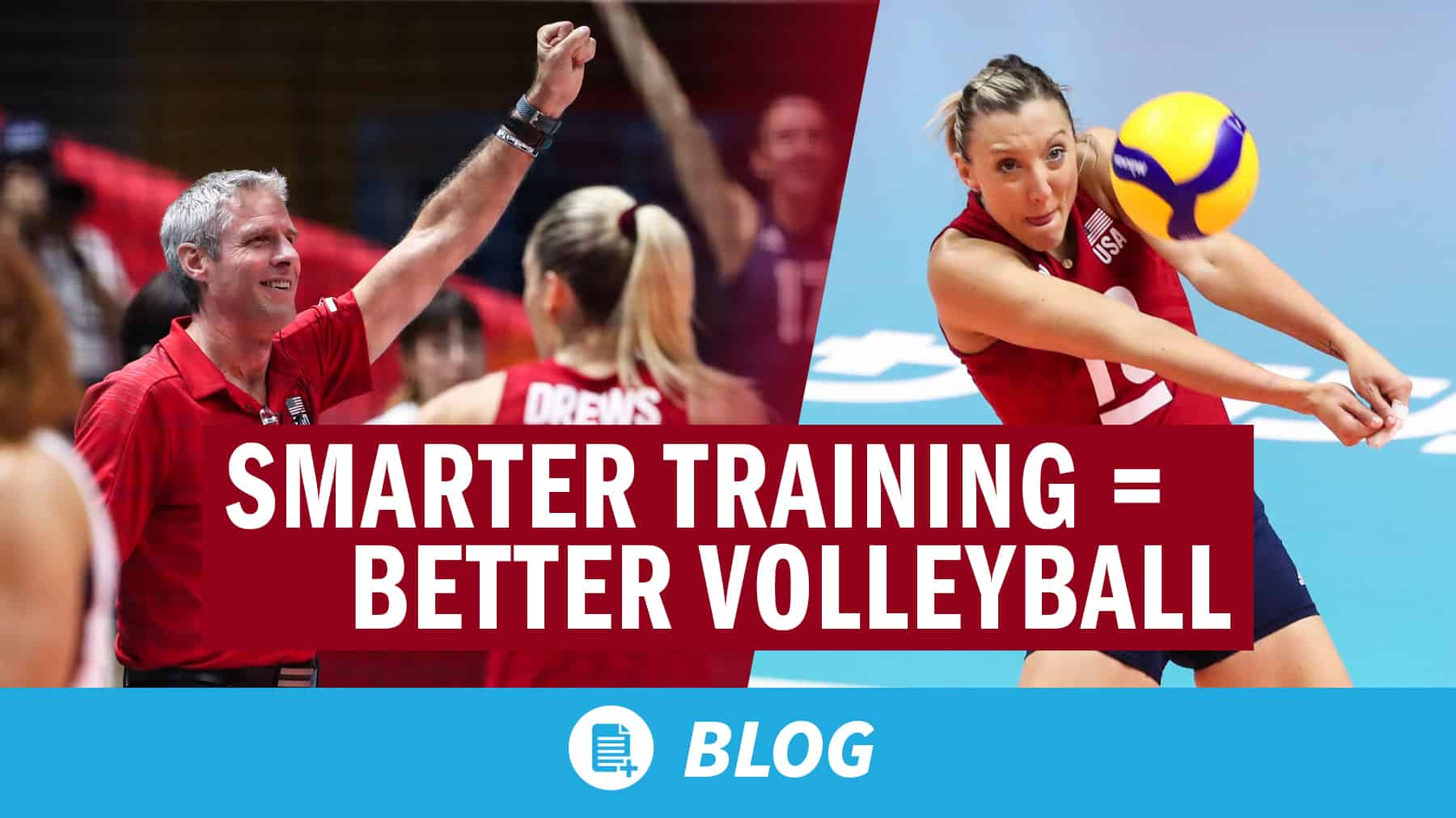 Smarter training = Better volleyball