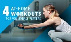 volleyball home workouts