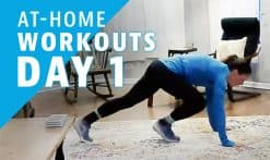 at-home workout day 1