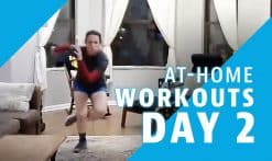 at-home workout day 2