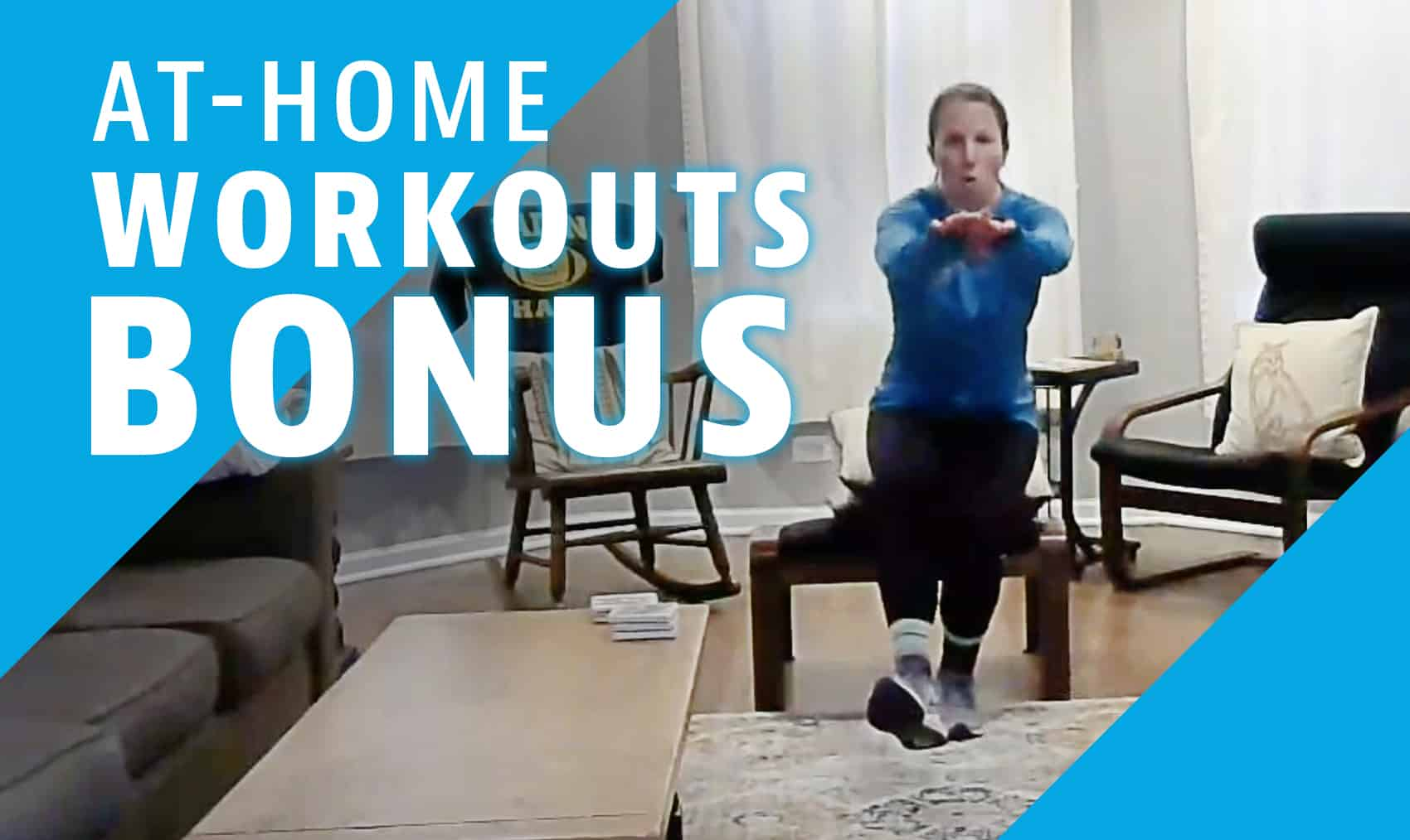 at-home workout bonus