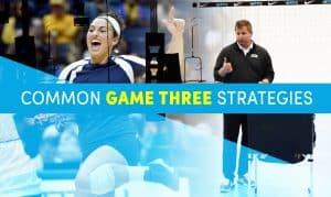 Game Three Strategy
