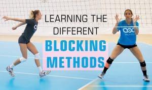 Different blocking methods