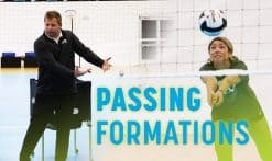 passing formation