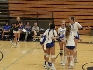 La Jolla Country Day Volleyball