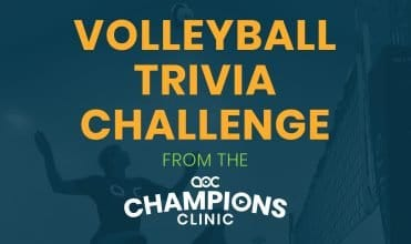 Volleyball Trivia Challenge