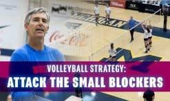 attack small blockers