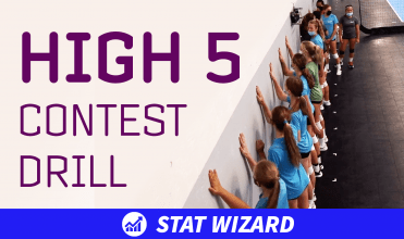 High 5 content drill