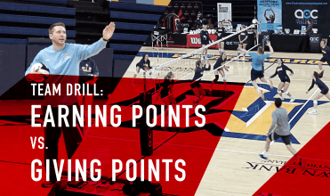 team points drill