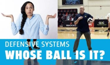 Defensive systems: Whose ball is it?