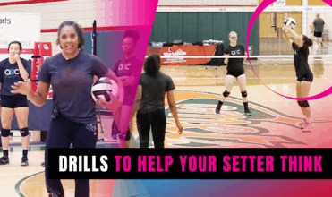 Drills to help your setter think
